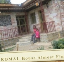 ROMAL House Almost Finished